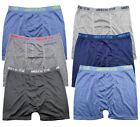Lot 6 Mens Cotton Boxer Shorts Underwear Trunk Bulge Stretch Briefs Size S-2XL
