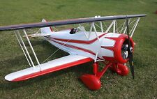 "1/4 Scale WACO Taperwing  91"" Giant Scale RC AIrplane Printed Plans"