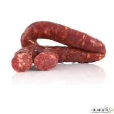 Salciccia piccante 280g Curva - scharfe Italienische Salami salsiccia chilli