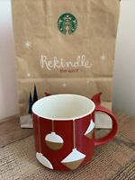 Starbucks Stacking Mug Ornament, 14 Oz (11020349) BRAND NEW