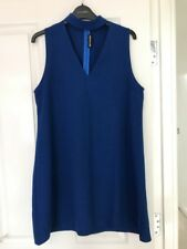Summer Blue Swing Dress Size 10 Worn Once Great Condition