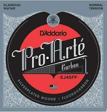 D'Addario EJ45FF Pro-Arte Carbon, Normal Tension Classical Guitar Strings