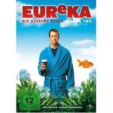 EUREKA: DIE GEHEIME STADT - SEASON 2 4 DVD NEUWARE