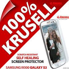 Krusell Self Healing Screen Protector Scratch Guard Film For Samsung Galaxy S3