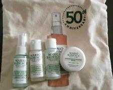 Mario Badescu Facial Spray w/ Aloe Cucumber & Green Tea, Enzyme 5 Piece set