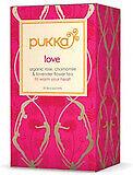 Love Tea by Pukka Herbs, 20 piece