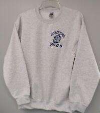 Georgetown Hoyas Logo Embroidered Sweatshirt S-5XL, LT-4XLT NCAA New