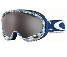 NEW Oakley A Frame Goggles-Sheridan Navy-Prizm Black Lens-SAME DAY SHIPPING!