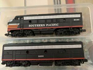 Bachmann N Scale F7A & F7B Loco