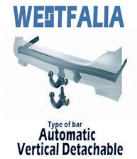 Westfalia gancho de remolque para Volkswagen T4 Transporter 1996-2003 - Desmontable Barra de remolque