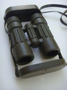 early CARL ZEISS 8x30 B Military Binoculars Waterproof