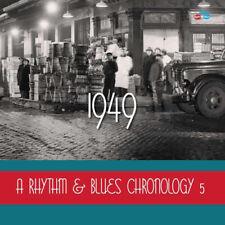 Various Artists : A Rhythm & Blues Chronology 1949 - Volume 5 CD Box Set 4