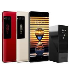 New Factory Unlocked MEIZU Pro 7 M792H Black Gold Red Dual SIM Android Phone