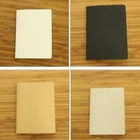 Artist Sketch Book Art White Cartridge-Paper Card Cover Pad Z1E5 Notebook 1 V1G7