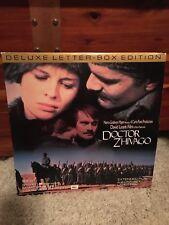 Doctor Zhivago Deluxe Laser Disc