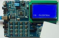RFID 13.56MHz  Development Kit (incl. RC522 Module, LCD12864, 1 x IC Cards)