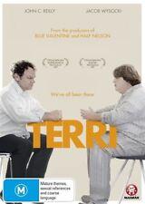 Terri (DVD, 2011) Brand New Region 4
