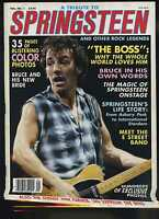 A Tribute to Springsteen Vol 1 # 1 1985 Bruce Springsteen  MBX91