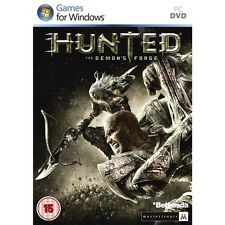 HUNTED  PC  NUOVO