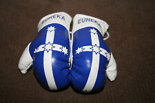 EUREKA FLAG Mini Boxing Gloves *NEW*