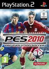 PES 2010 PRO EVOLUTION SOCCER 2010 PS2 SIGILLATO brand new