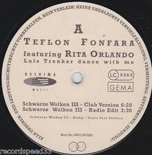 """12"""" - TEFLON FONFARA - Schwarze Wolken III  (x2 + 3) -"""