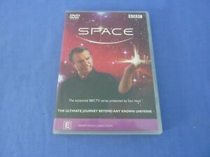 Space - The Ultimate Journey DVD BBC Sam Niell R0 Free Postage
