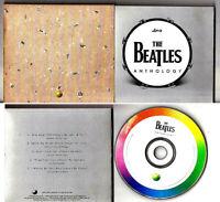 BEATLES. ANTHOLOGY. CD PROMO 5 Tracce EMI /APPLE Made USA Digipack