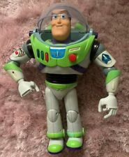 "Disney Toy Story - BUZZ LIGHTYEAR - 12"" - Thinkway"