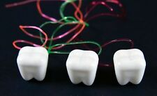 144 Plastic Tooth Saver Necklaces Dentist with Safety Detach Closure
