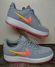 New Nike Air Force 1 Low '07 Premium 2 Obsidian Mist AT4143-400 M6.5 / W8