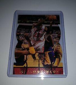 "🏀 Michael Jordan Upper Deck MJX Die-Cut ""MJ Timepieces"" Rare Numbered / 2300 🏀"