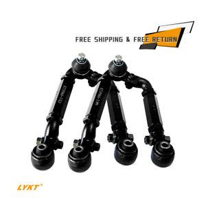 Adjustable Rear Alignment Camber Arm Kit Fit Nissan 370Z Infiniti G25/37 EX QX