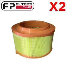 2 x WA5251 Wesfil Air Filter - Ford Everest & Ranger 3.2L - A1784, AB399601AB