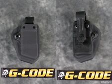 NEW G-CODE S&W M&P SHIELD 9 40 IWB SINGLE MAGAZINE MAG CLIP CARRIER HOLSTER