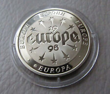 EUROPA 1998 - penning UNC FDC in capsule