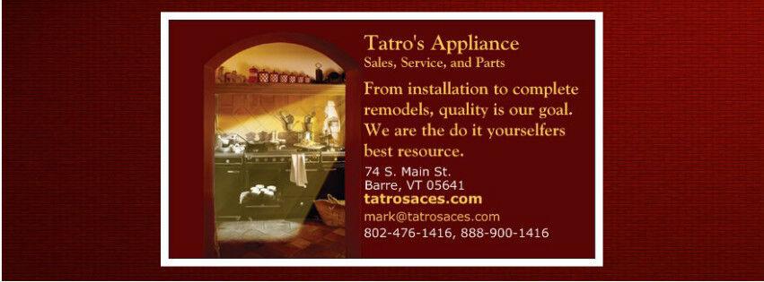Tatro's Appliances