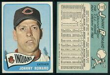(33791) 1965 Topps 17 Johnny Romano Indians-EM