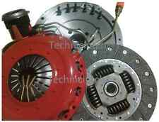 LAND ROVER FREELANDER TD4 SOLID FLYWHEEL & CARBON KEVLAR HEAVY DUTY CLUTCH & CSC