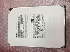 """HGST / Hitachi 0F23650 6TB SAS3 12Gb/s 3.5"""" Hard Drive 128MB HUH728060AL4200 HDD"""