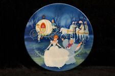 Vintage Walt Disney Cinderella Bibbidi Bobbidi Boo Knowles Collectors Plate