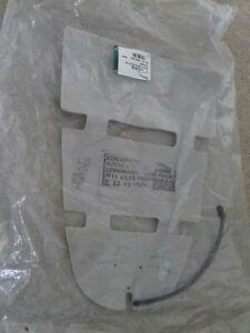 NEW GENUINE JAGUAR XJ SERIES FRONT SEAT BACK HEATER ELEMENT X358 X350 C2C36106