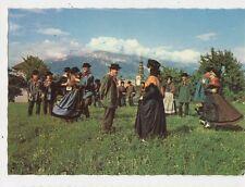 Danse Savoyarde L'Amour de Quinze Ans France Old Postcard 321a