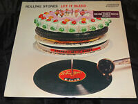 Rolling Stones Let It Bleed Sealed Vinyl Record Lp USA 1969 Orig NPS-4 Hype