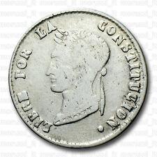 MORUZZI - Bolivia REPUBLICA BOLIVIANA 8 SOLES 1856 Potosì mB / VG+ / RC+