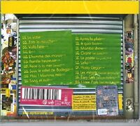 LES NEGRESSES VERTES - LE GRAND DEBALLAGE BEST OF   CD NEU