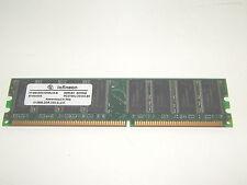 512MB Infineon HYS64D64320QU-6-B DDR1/233 PC-2700U Arbeitspeicher Memory RAM