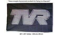 FREE SHIP TO USA TVR Car 3x5 feet banner flag sign Tuscan Cerbera 3000 chimera