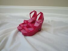 Vivienne Westwood X Melissa 6 Wedge Jelly Shoes