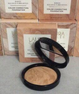 Laura Geller Baked Balance-N-Brighten Color Correcting Foundation GOLDEN MEDIUM